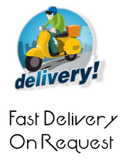 Fast Delivery on Request